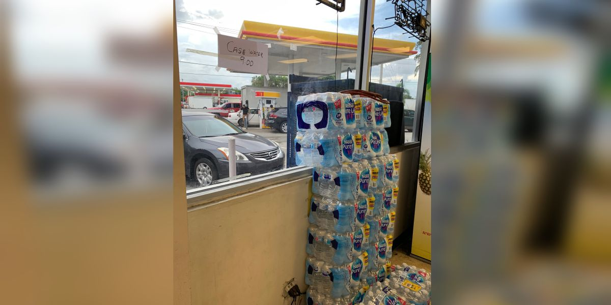 More than 2,100 price gouging complaints received since State of Emergency declared in Florida