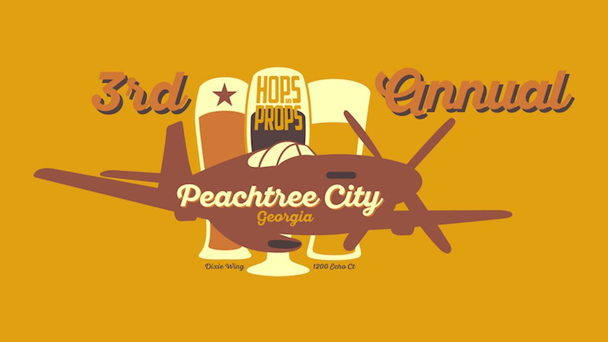 Enter to win passes to Hops & Props Beer Fest in Peachtree City!