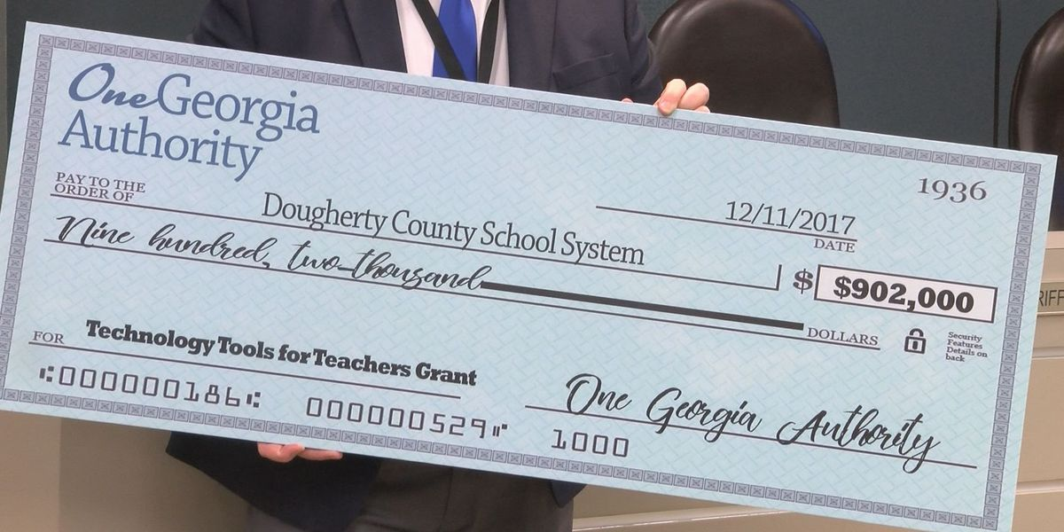 DCSS receives $902k grant for technology