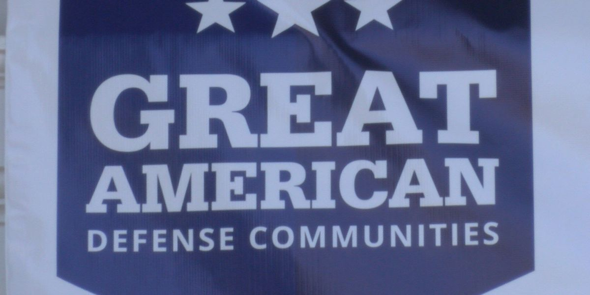 South GA counties recognized as Great American Defense Communities