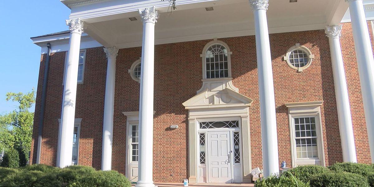 Albany Utilities prepares move into former bank building