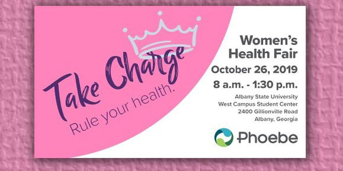 Phoebe to host annual Women's Health Fair
