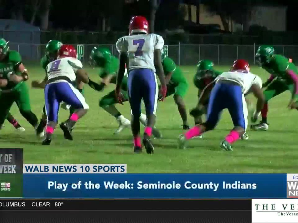 Play of the Week: Seminole County Indians