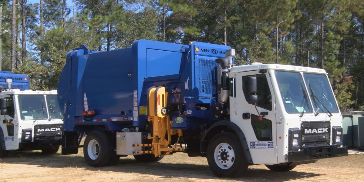 Moultrie to 'roll-out' new garbage collecting system