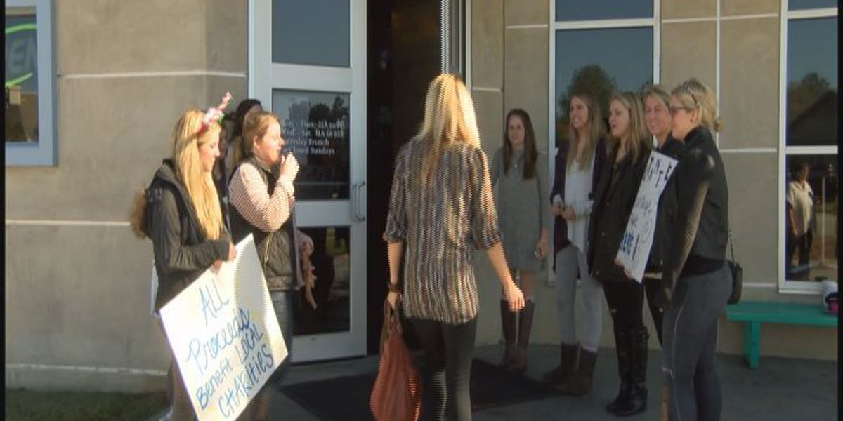 Albany Debutantes are supporting local charities