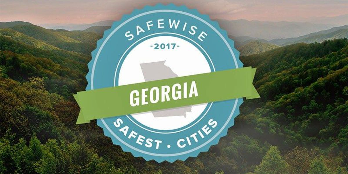 Survey says: Where are GA's safest cities?