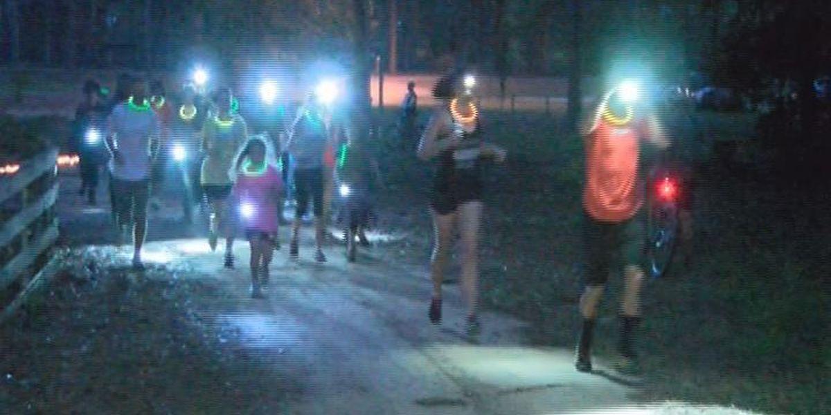 Spooky run gets folks into the Halloween spirit