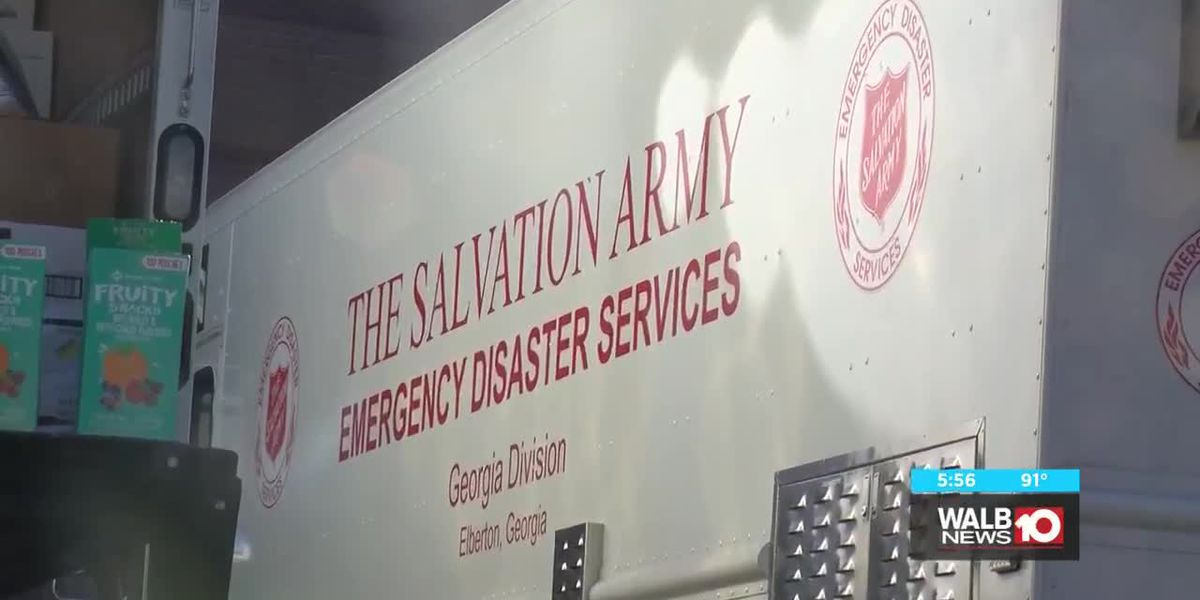 Salvation Army serves 12,000 meals in Albany