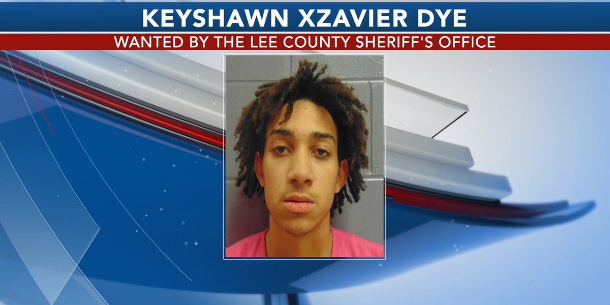 Lee Co. Sheriff's Office looking for wanted man