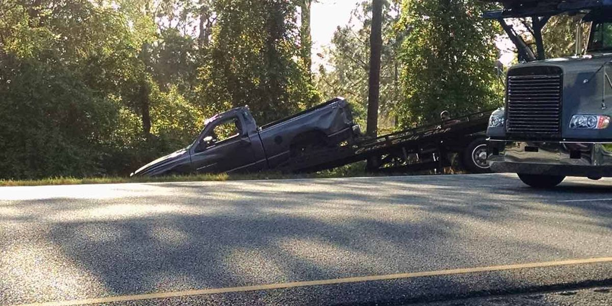 TRAFFIC ALERT: Crash blocks lanes of I-75