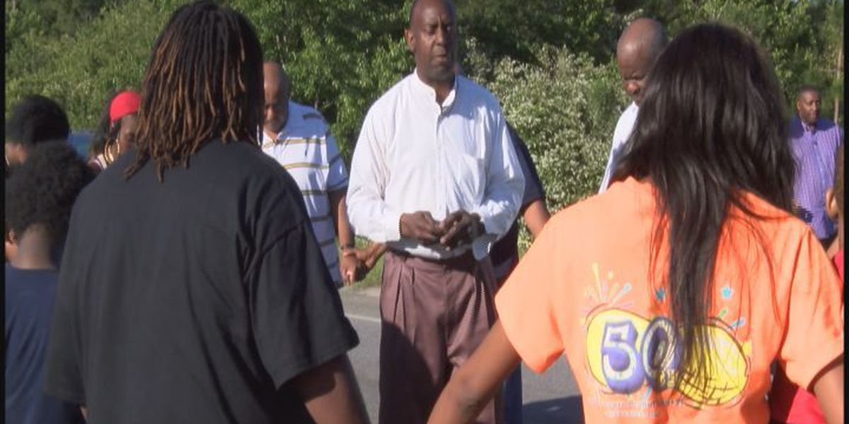 Family of Sylvester man run over by patrol car want answers