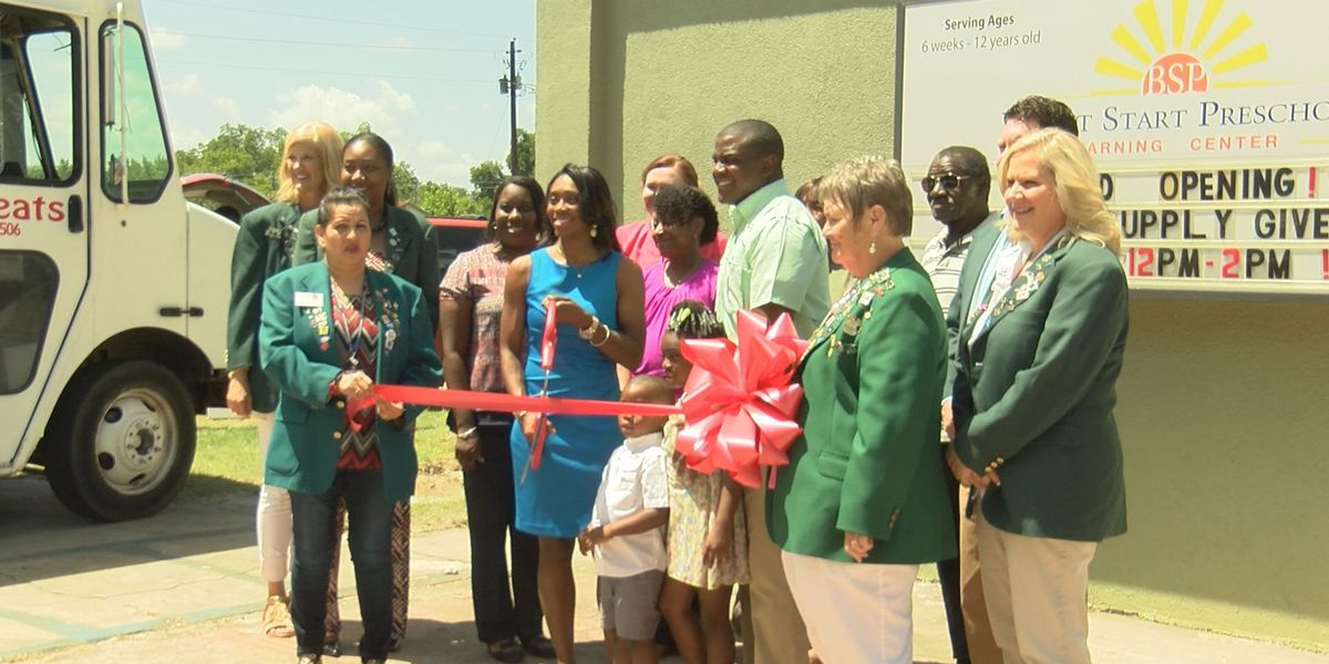 Daycare celebrates renovations ahead of school starting