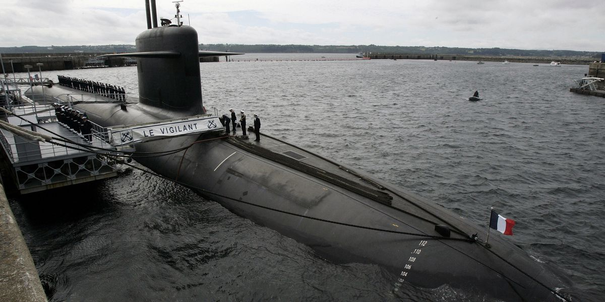 Blissful ignorance? Submariners likely unaware of coronavirus pandemic