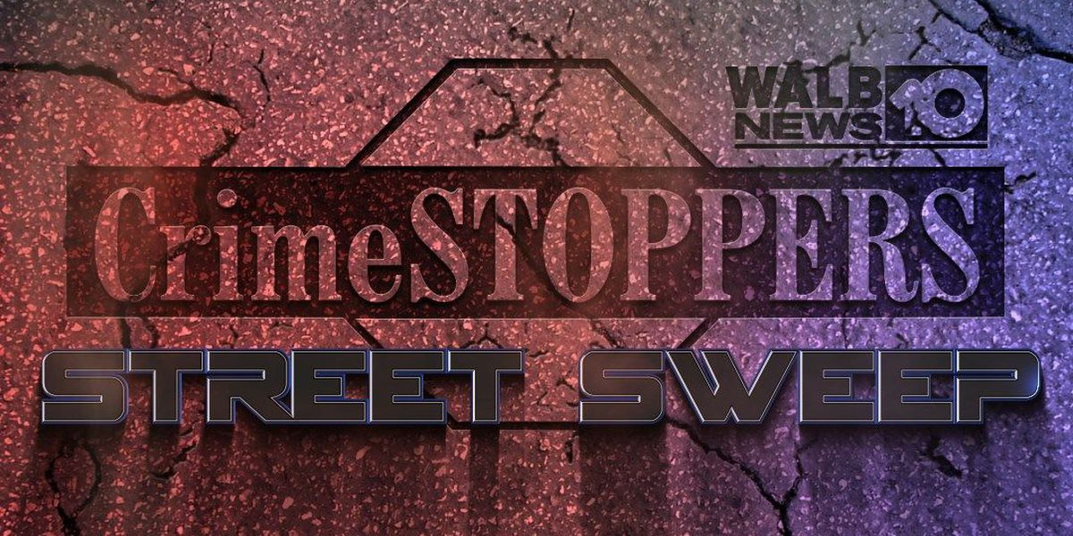 WALB CrimeSTOPPERS Street Sweep: What you need to know