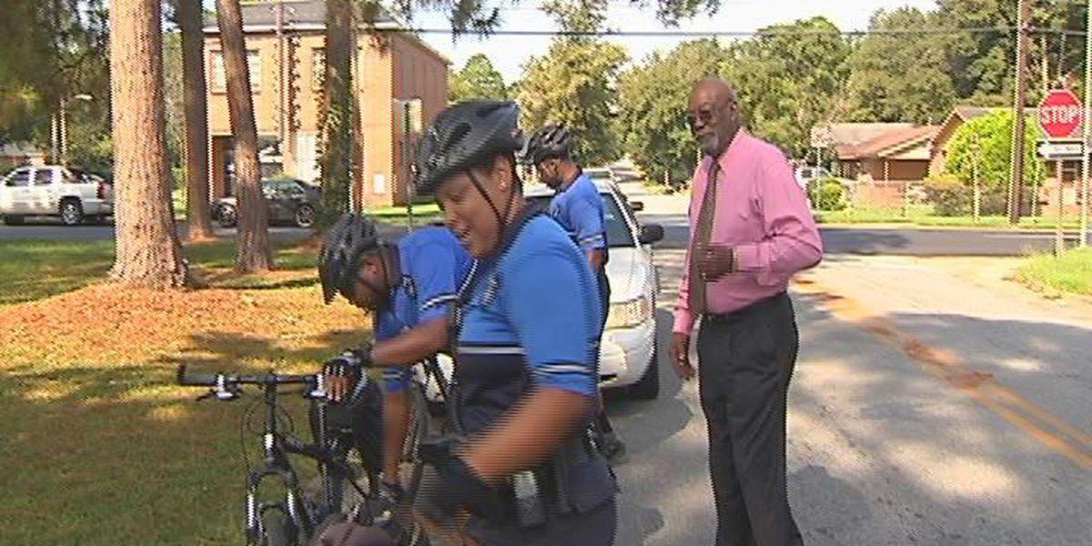 Albany Police say bike patrols good for crime fighting