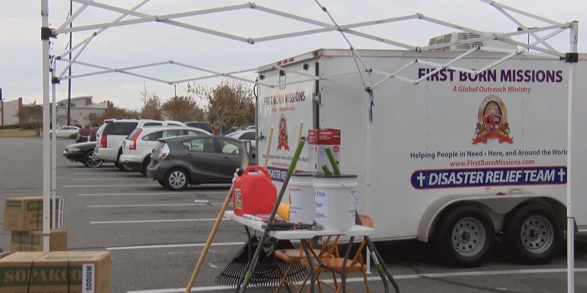First Born Missions holds disaster trailer fundraiser