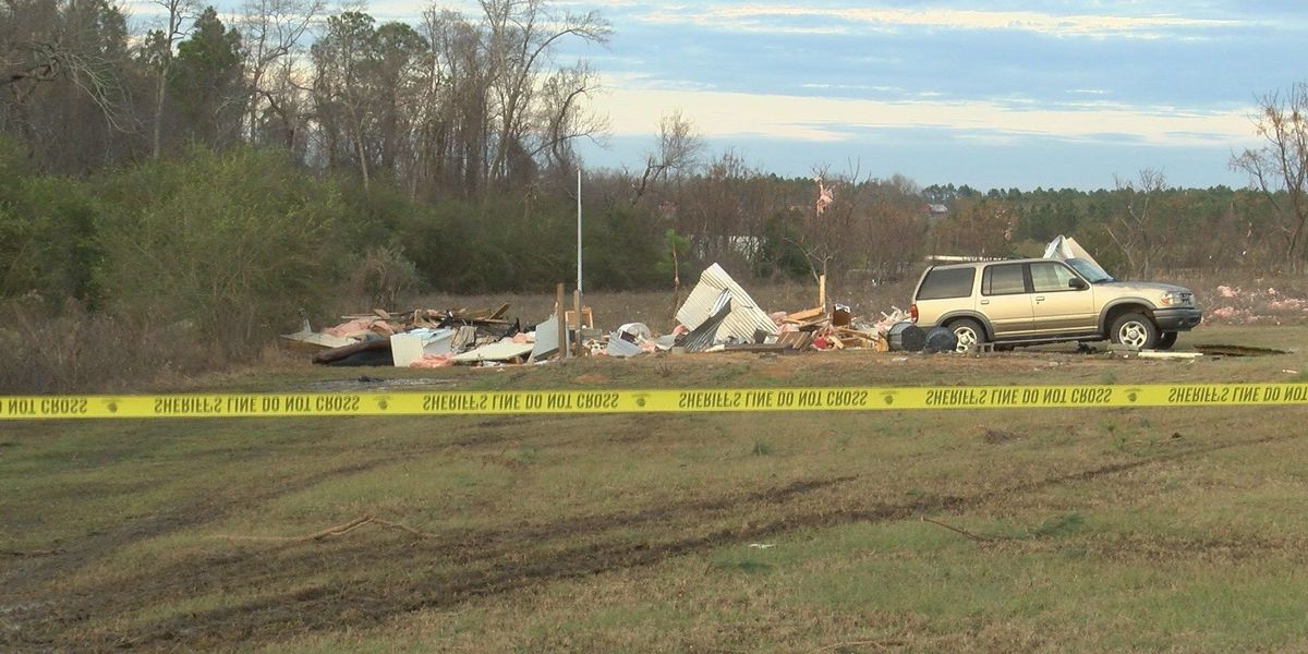 Neighbors react to Turner County man killed in storm