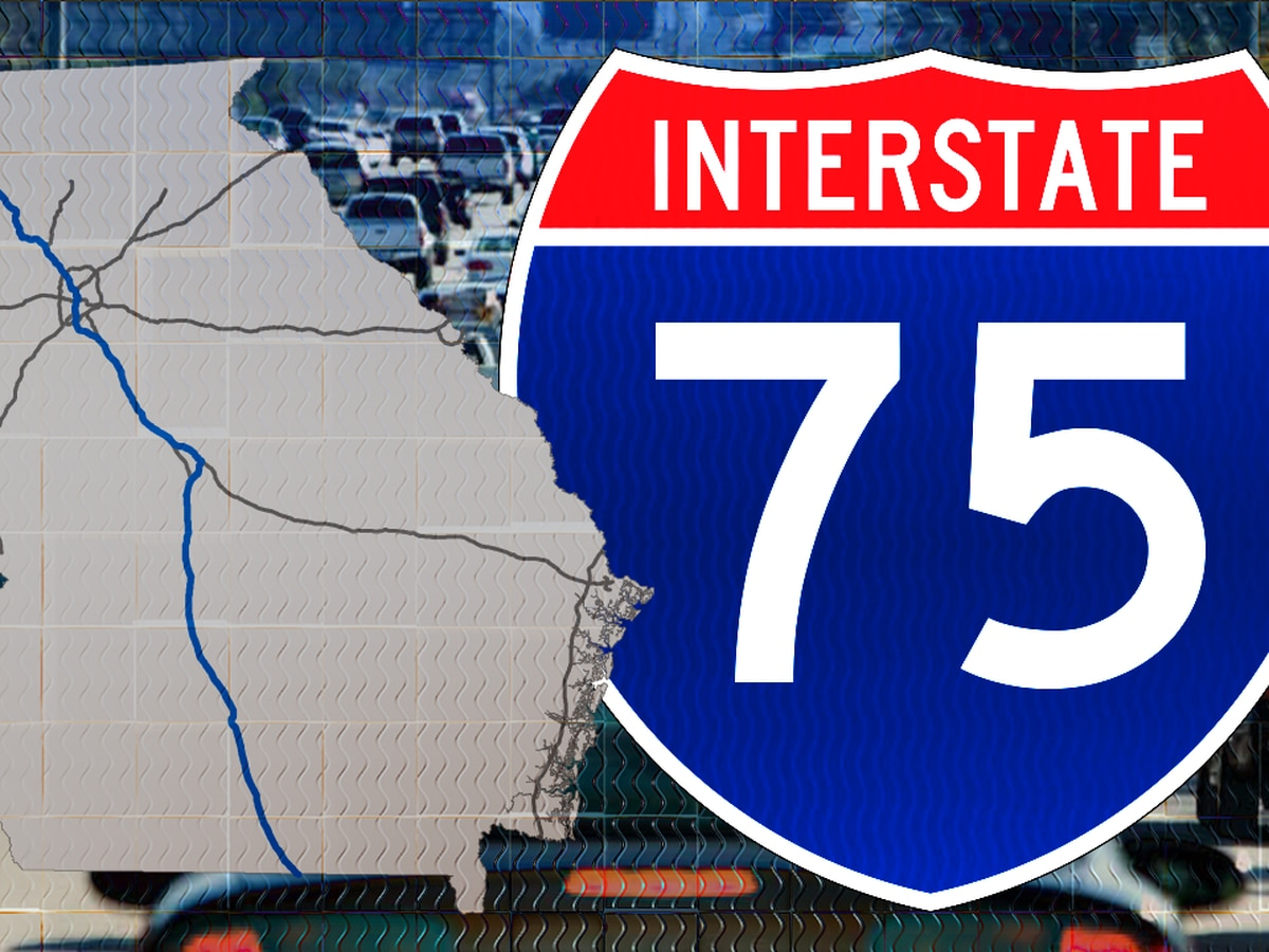 Semi truck accident affects I-75 traffic