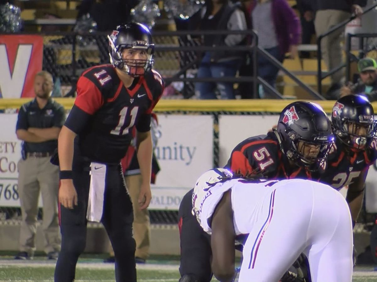 Valdosta State selected as #1 seed in Division II playoffs