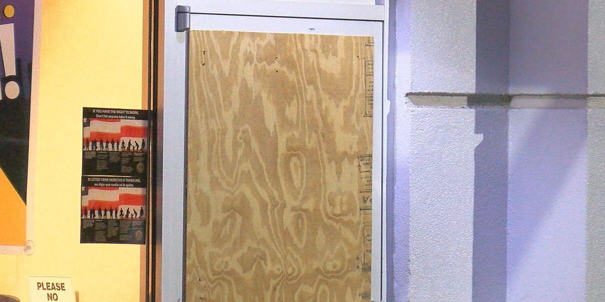 McDonald's employee hides in freezer during restaurant shooting