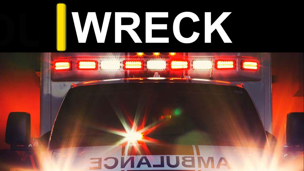 GSP investigating officer-involved accident