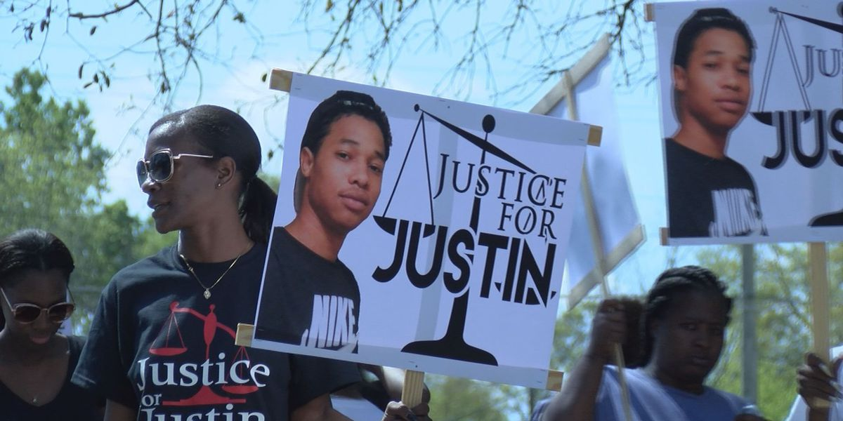 Stop the violence rally marches in Albany