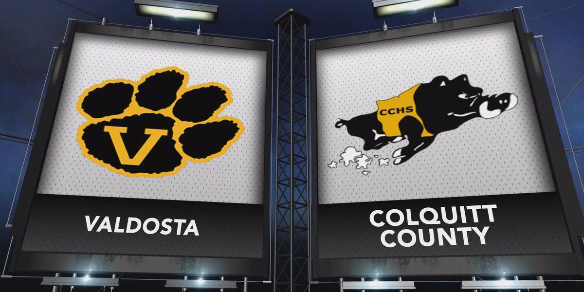 Game of the Week: Valdosta @ Colquitt County