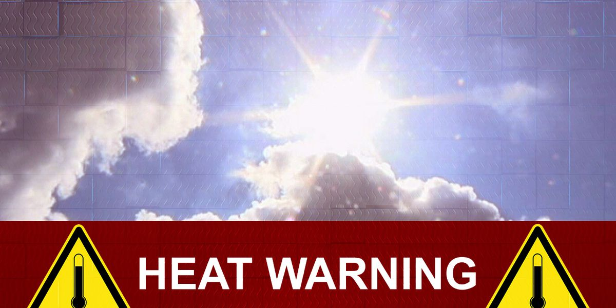 Heat advisory issued for Southwest Georgia counties