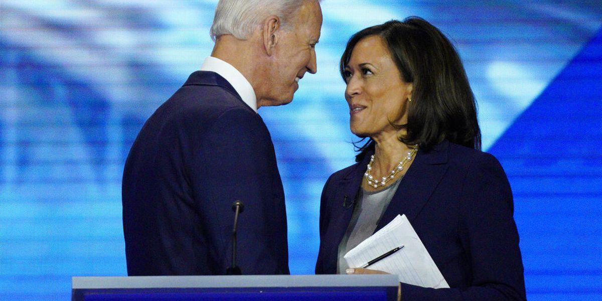 Biden, Harris to make unusual campaign debut in virus era