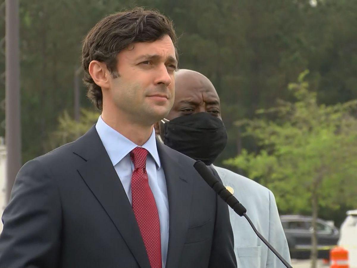 Sen. Ossoff applauds Valdosta public transit efforts