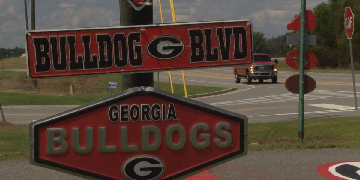 Every Georgia Bulldog fans paradise located in Eldorado