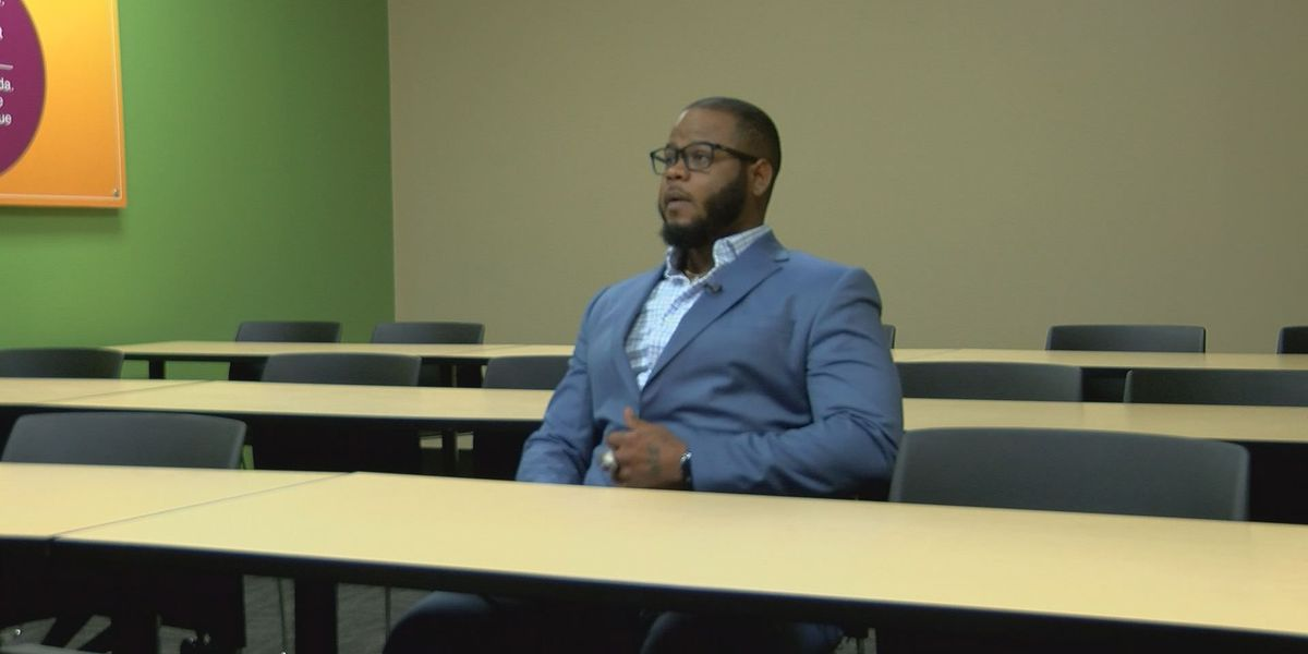 Goodwill career center helps convicted felon find success
