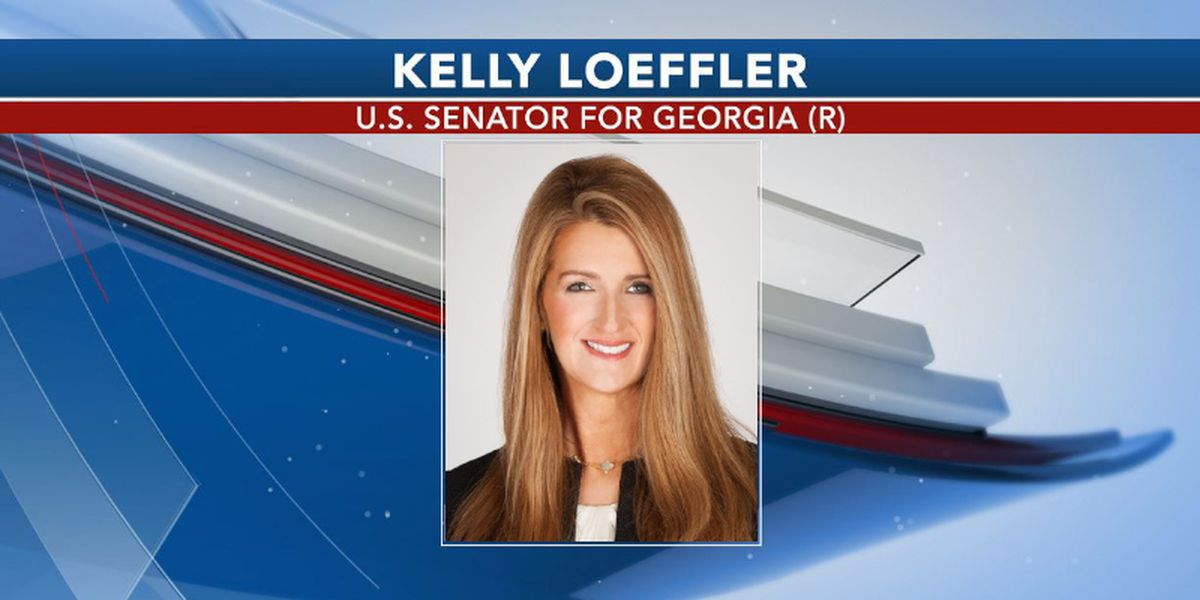 Senator Kelly Loeffler advocating for Georgia's farmers