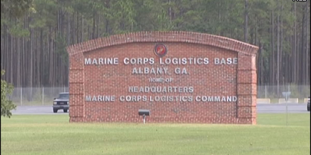 MCLB battle colors ceremony canceled