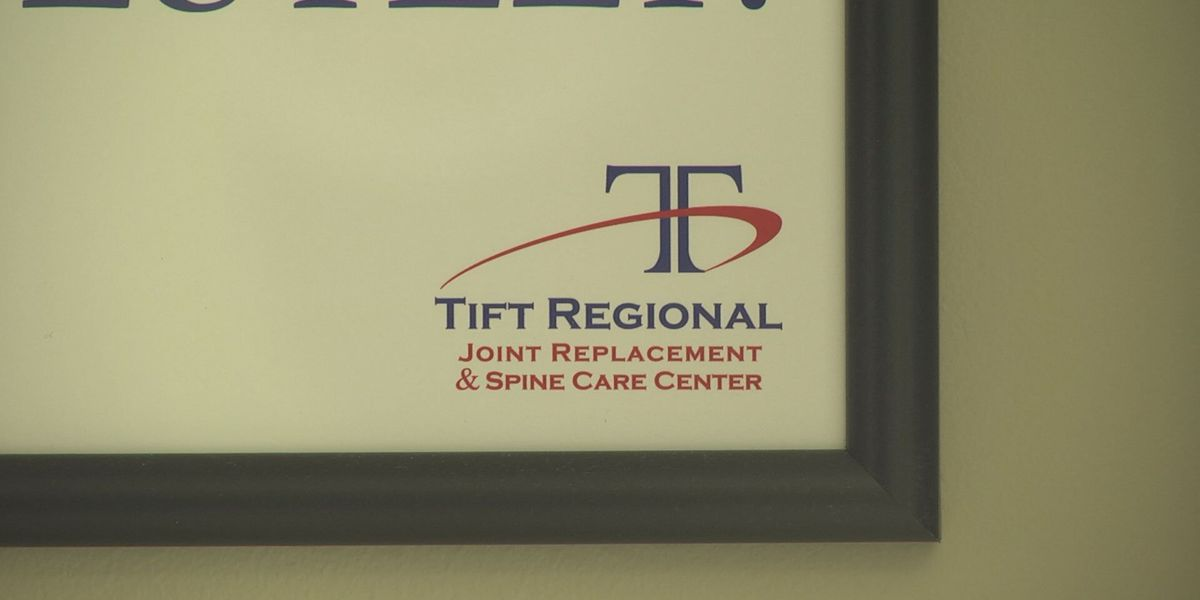 TRMC one of top joint replacement programs in Georgia