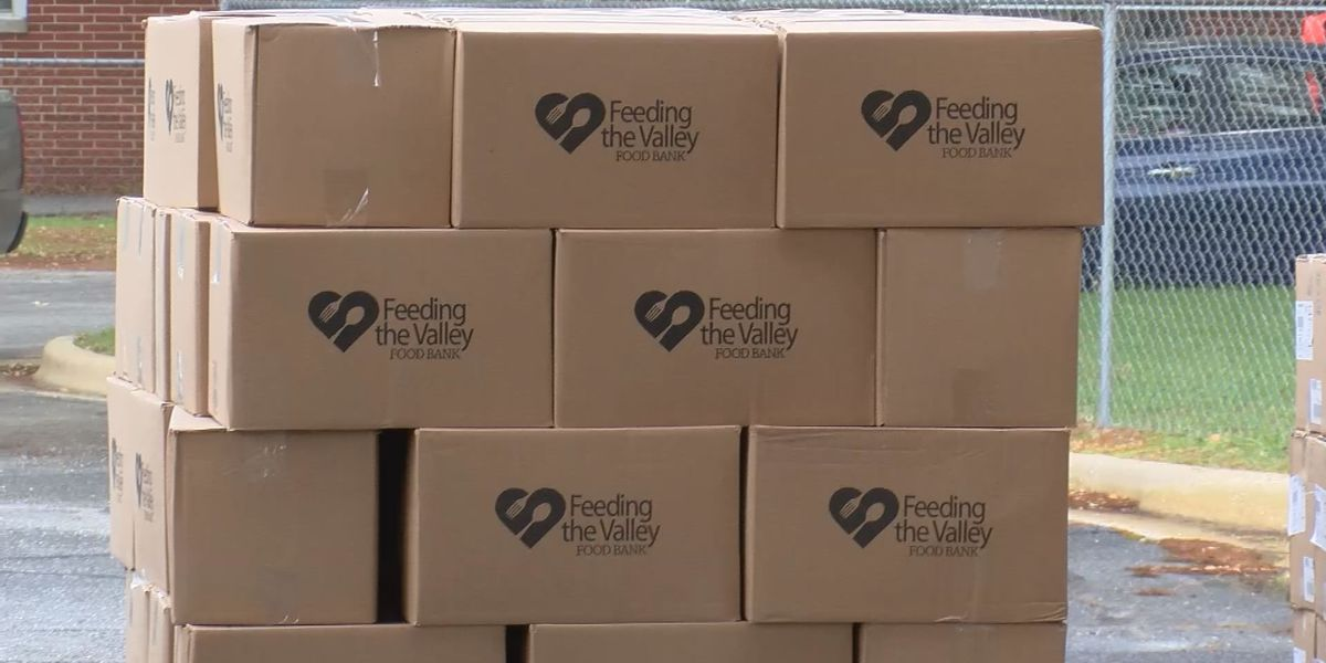 YMCA helps feed over 300