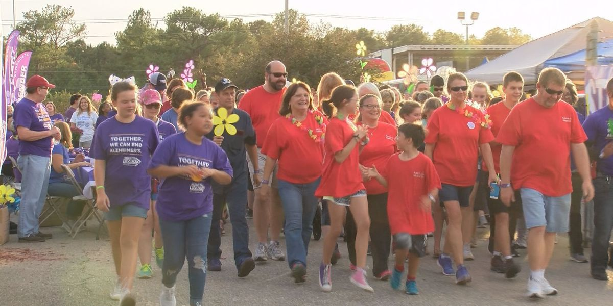 Hundreds participate in Albany's Walk to End Alzheimer's