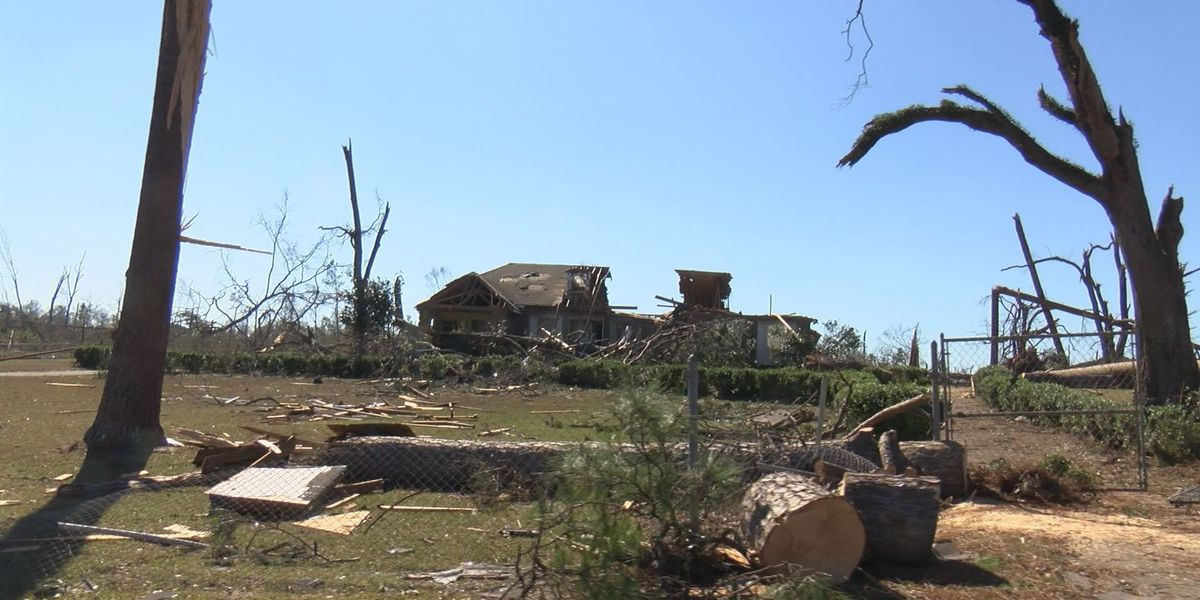 Dougherty Co. man first to find neighbor after deadly tornado