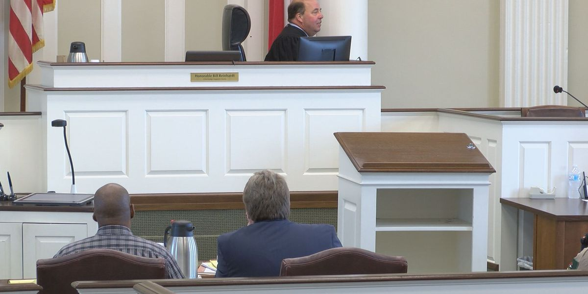 Day 2: Man claims self-defense in Tifton murder trial