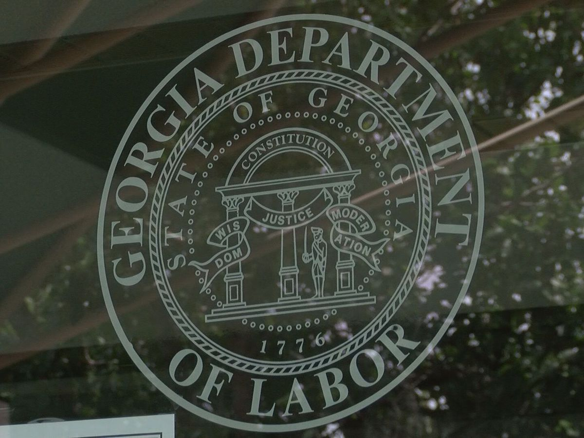 Georgia man concerned after unemployment benefits fall through