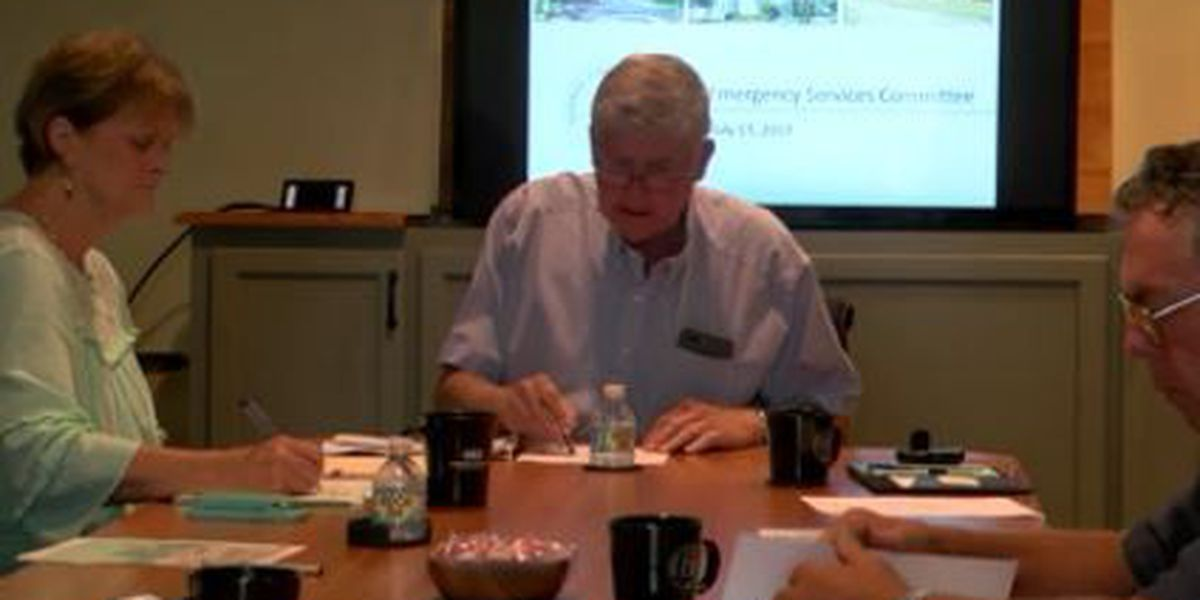 Thomas Co commissioners improve EMS service to rural areas