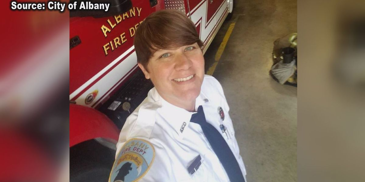 Albany firefighter makes history for the department