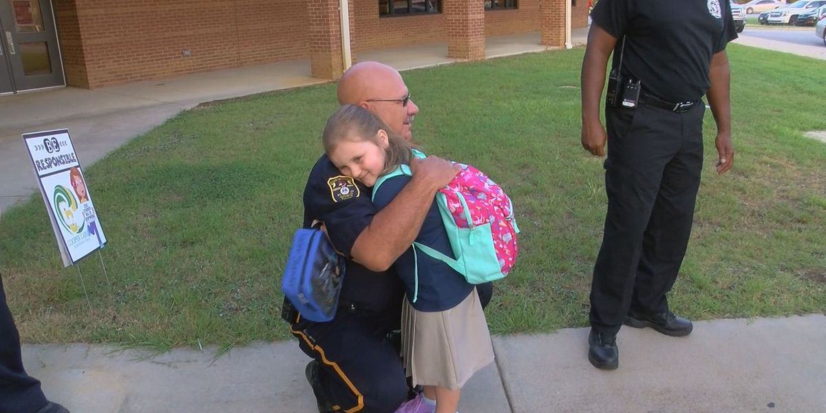 Terrell Co. heads back to school