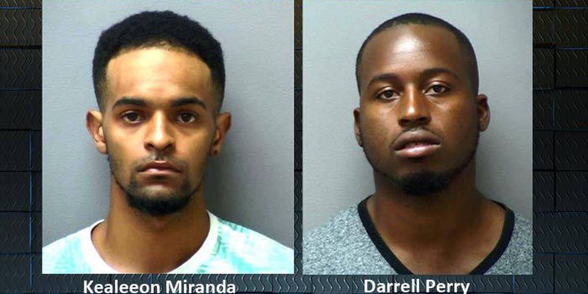Armed robbery suspects arrested in Thomasville