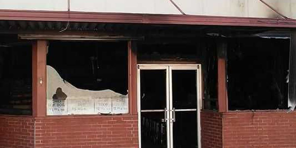 Cordele firefighters respond to blaze at pool hall