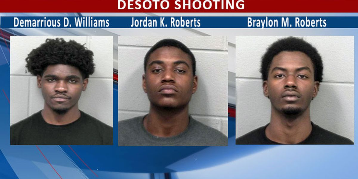 3 arrested in shooting of Sumter Co. man