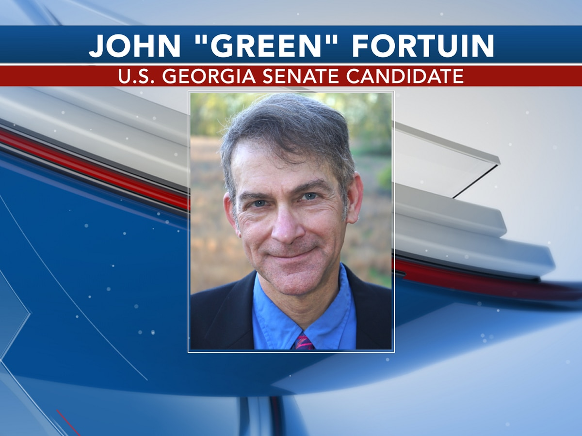 Georgia Senate candidate: John Fortuin