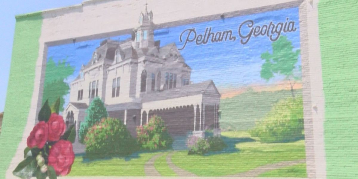 New mural project becomes a landmark for SWGA city