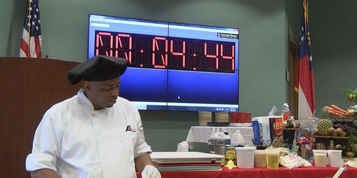 """Albany Tech """"Titans Next Chef"""""""