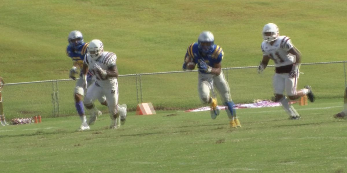 Golden Rams pull off homecoming win